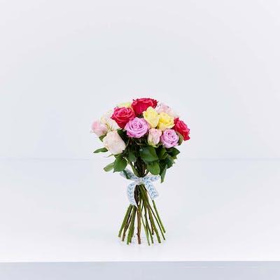 20 Mixed Roses