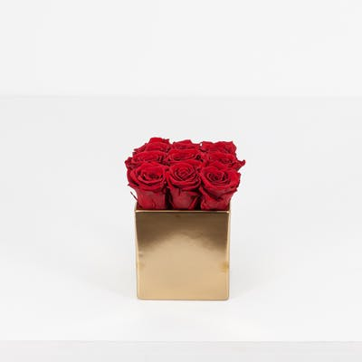 Everlasting Rose Cube